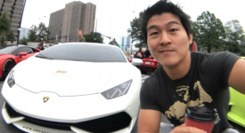 Lamborghini за биткоины