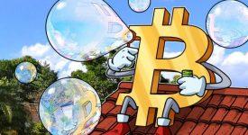Страсти по биткоину: когда лопнет пузырь?