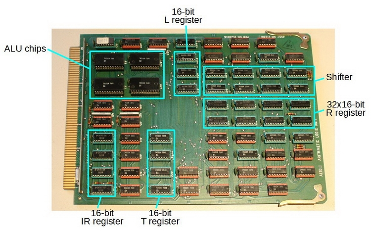 Компьютер Xerox Alto 1973 года оказался способен майнить биткоин 2