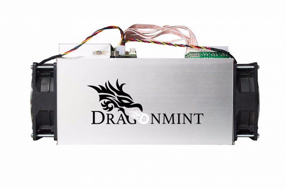 Майнер DragonMint 16T