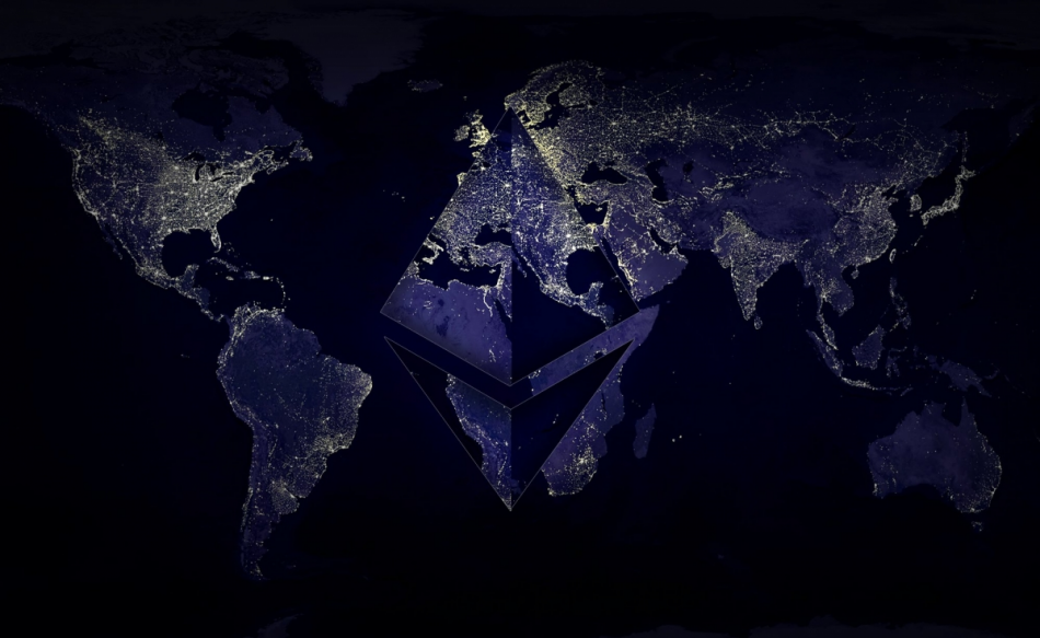 популярность Ethereum растет