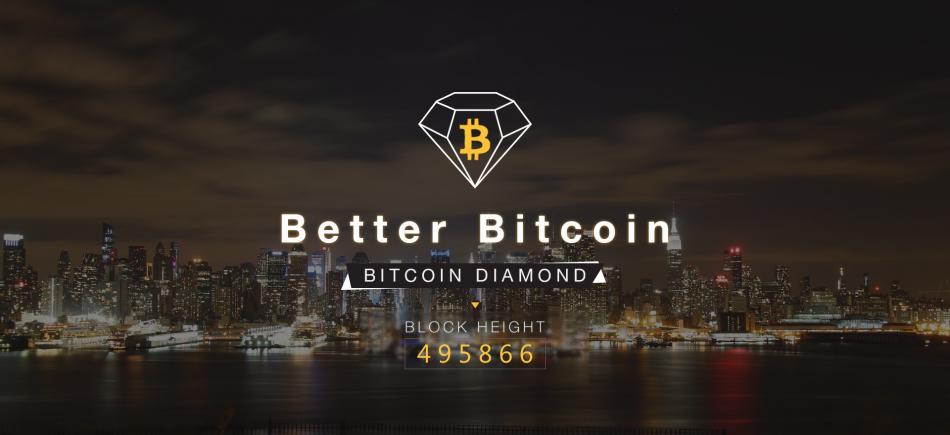 Bitcoin Diamond готовится к старту