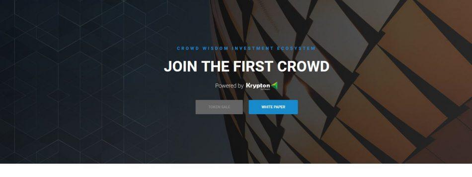 crowdwiz децентрализованная инвестиционная платформа