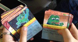 токены Pepe the Frog