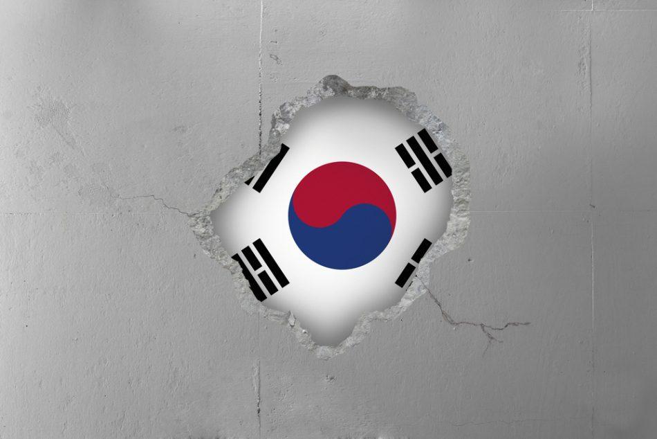 закрытие криптосчетов южная корея