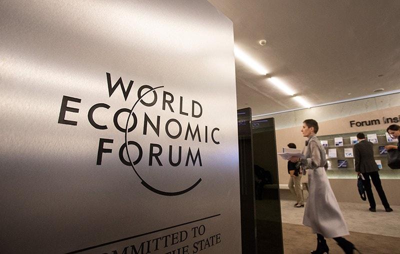 Обвал криптовалют из-за участников экономического форума