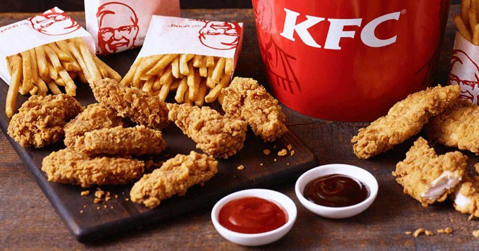 KFC Canada принимает криптовалюту.