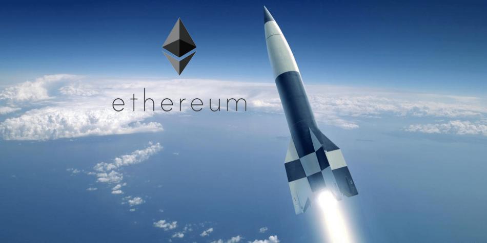 рост ethereum