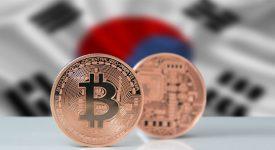 Южная Корея назвала крипту ликвидным активом
