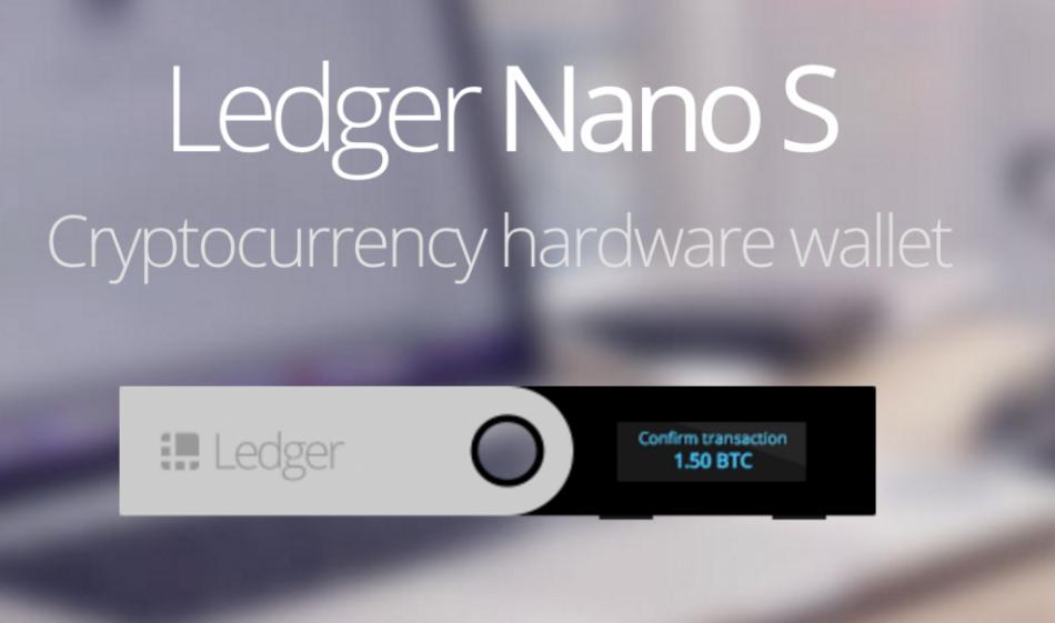 Обзор кошелька Ledger Nano S