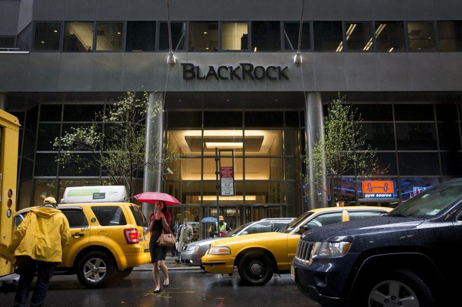 blackrock о криптовалютах