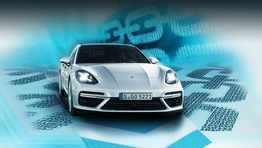 Porsche на блокчейне