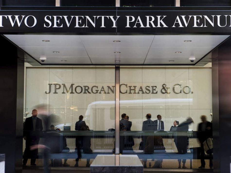 JPMorgan о биткоине