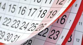 #Криптокалендарь: 19-25 февраля