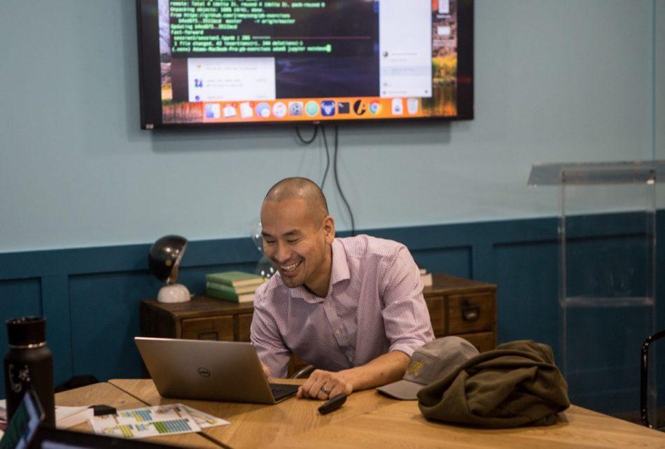 Джимми Сонг открывает школу блокчейна