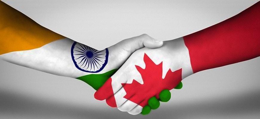 Канада помогает Индии внедрить цифровую экономику