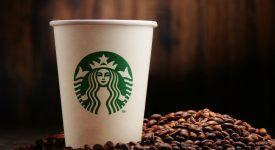 Кофе с блокчейном. Starbucks внедряет криптотехнологии.