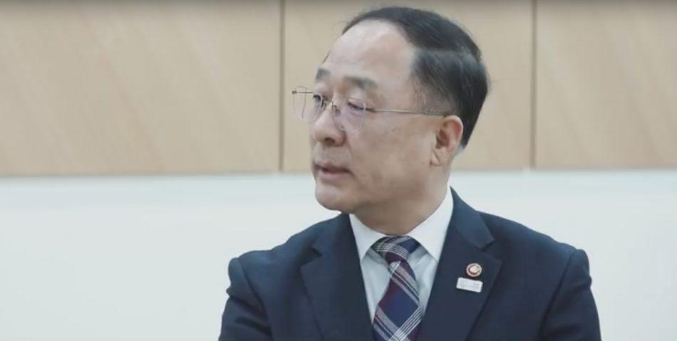 Hong Nam-ki ответил на петицию