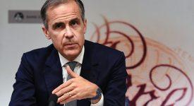 Глава Банка Англии Марк Карни о биткоине