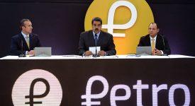 el petro готовит к выпуску 2 криптовалюту
