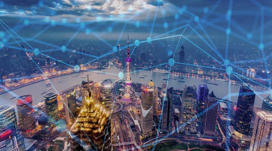 китай разивает блокчейн