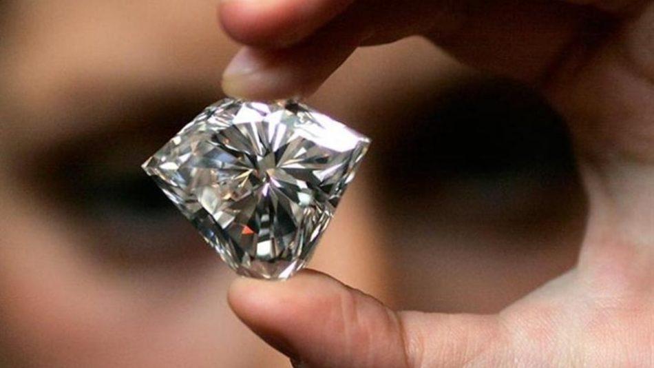 кровавые алмазы блокчейн