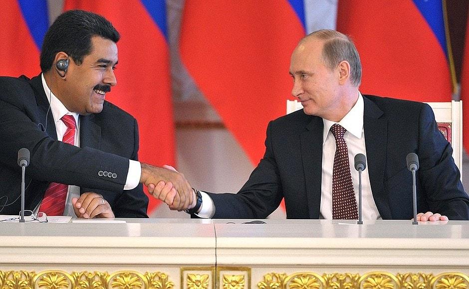 Россия причастная к запуску венесуэльской криптовалюты El Petro