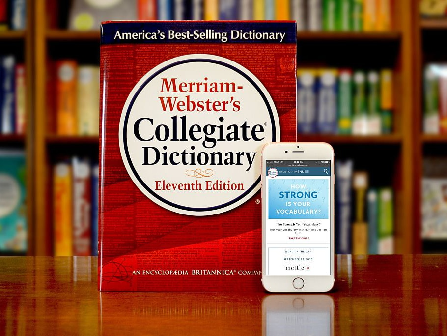 Криптовалютные термины появились в словаре Merriam-Webster.