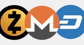 Monero, Dash и ZCash исключат из листинга Coincheck