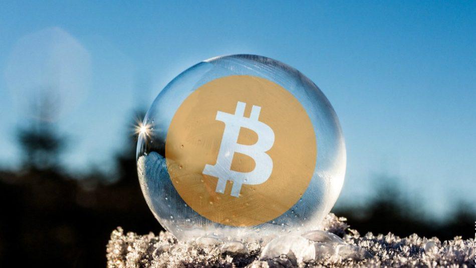 Биткоин пузырь скоро лопнет