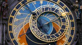 отставание часов в европе