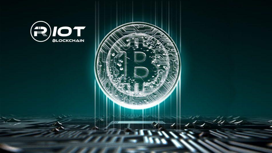 Riotblockchain биржа