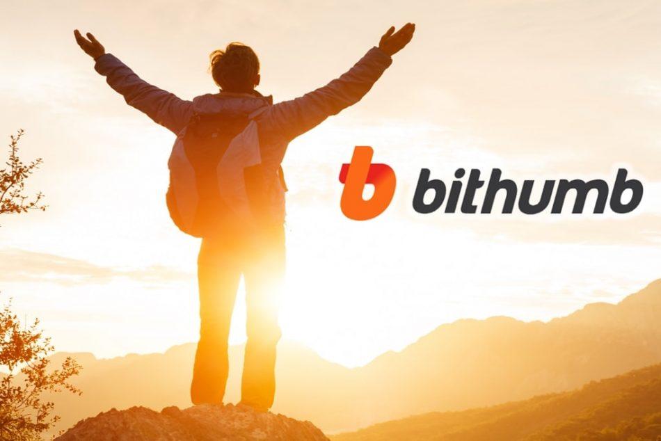 bithumb биржа