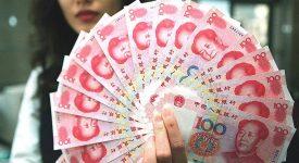 китайцы вложили деньги в криптопирамиду