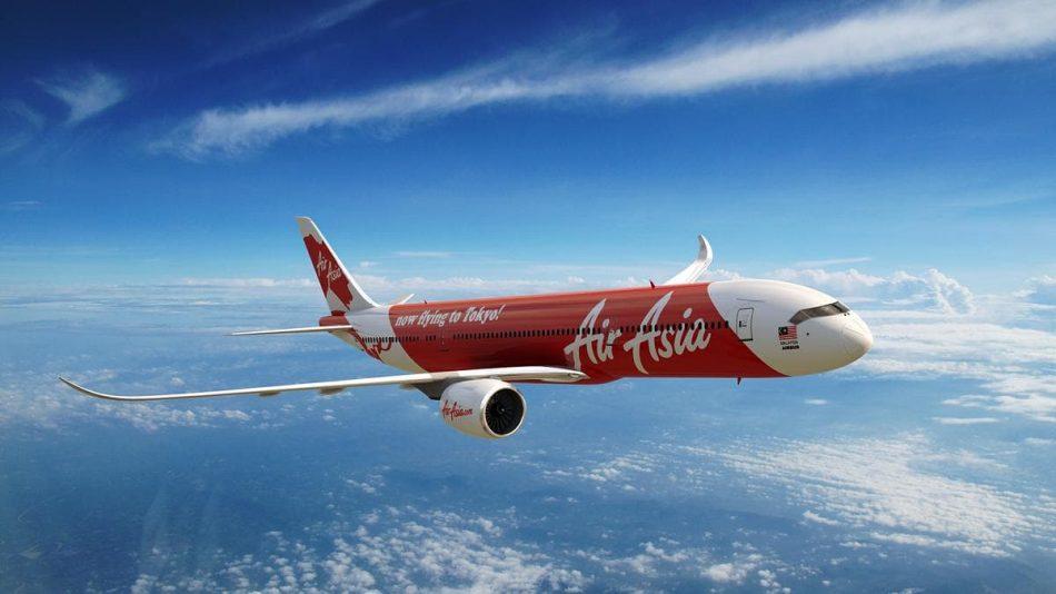 AirAsia биткоин