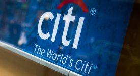 Citigroup криптовалюты