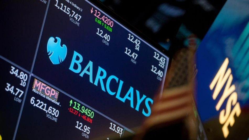 Barclays криптовалюта
