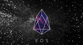 Курс криптовалюты Eos упал на 17%