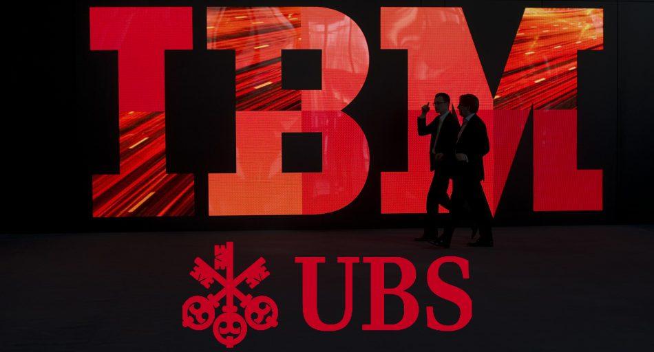 Реальная сделка на блокчейне от IBM и UBS