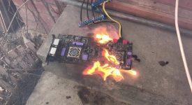 Что пожароопаснее: майнинг или старая проводка