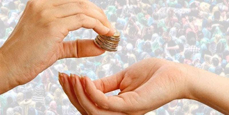 Благотворительные организация из США собрала 14 млн долларов в криптовалюте