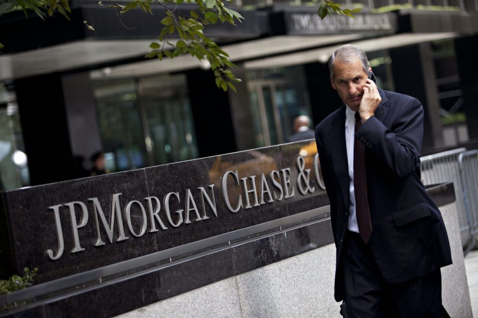 JPMorgan блокчейн