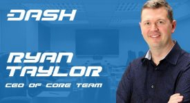 Твиттер CEO Dash Core Райана Тейлора был взломан