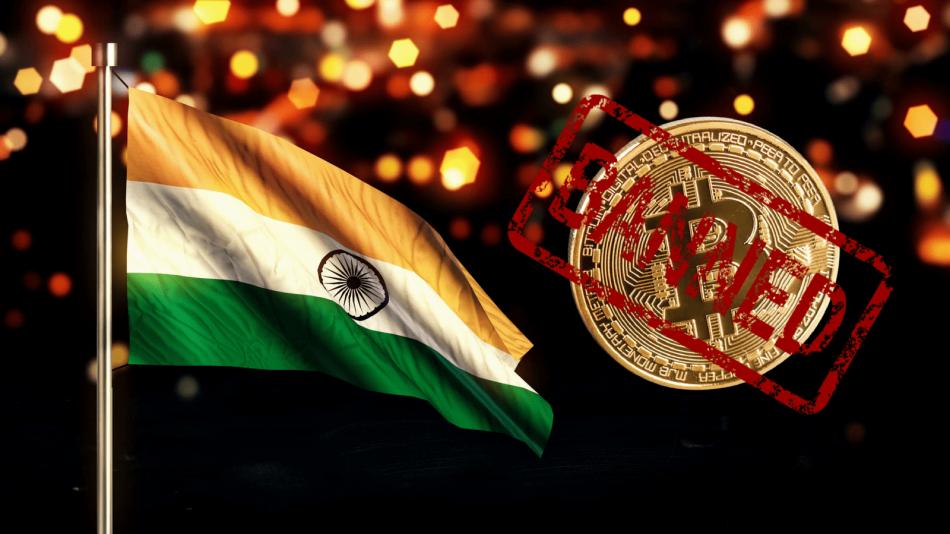 Индия криптовалюты