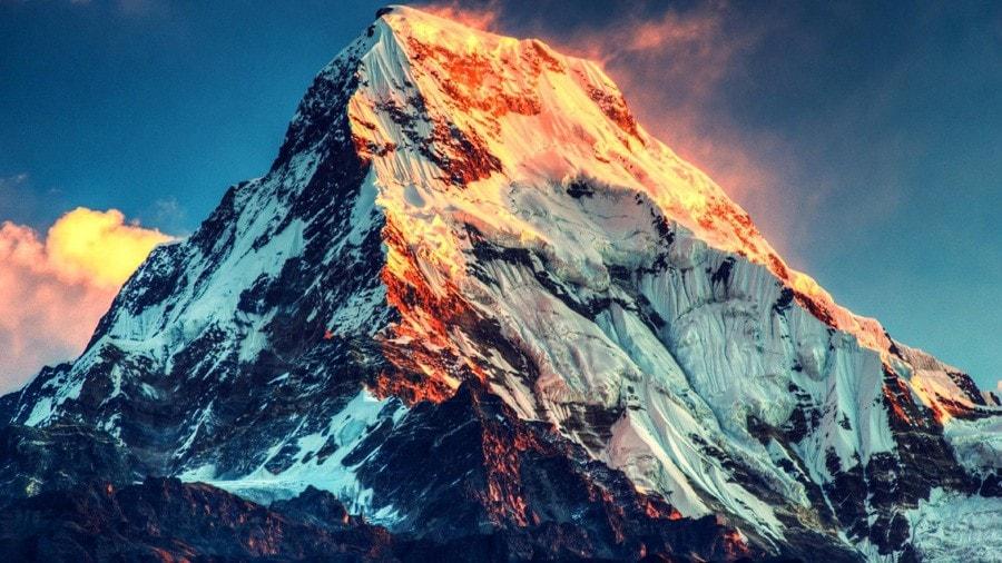Украинские альпинисты оставили на Эвересте криптокошелек с токенами ASKfm