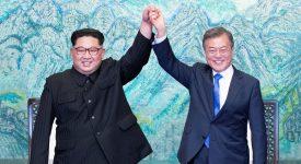 В блокчейне Ethereum записали историческую декларацию о мире на Корейском полуострове