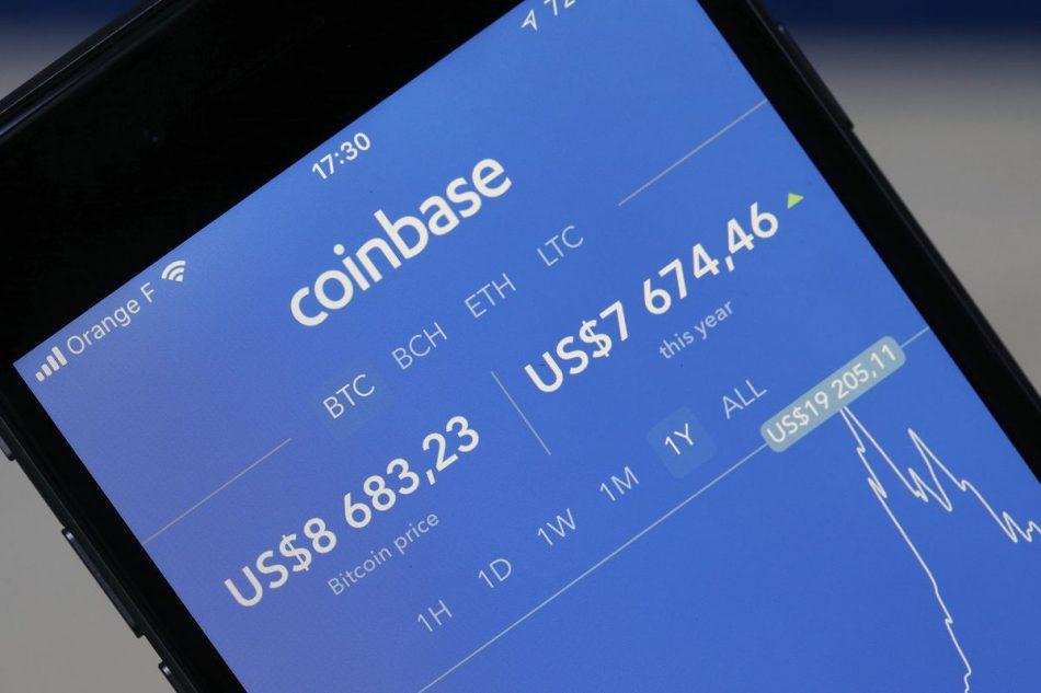 Coinbase стоимость