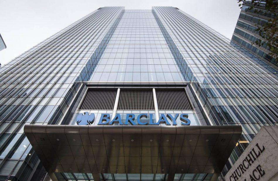 Barclays крипторынок