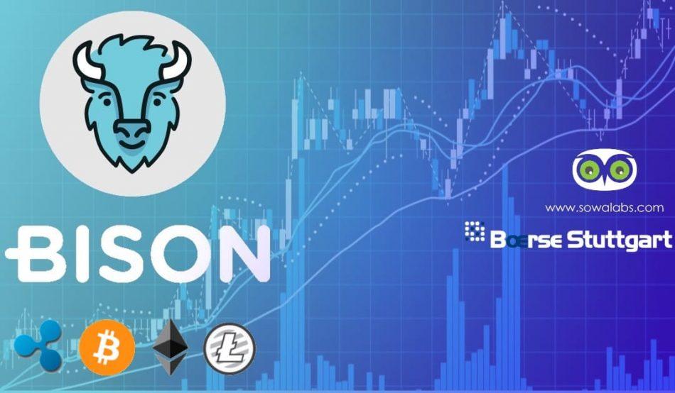 Криптоприложение Bison обращается к искусственному интеллекту