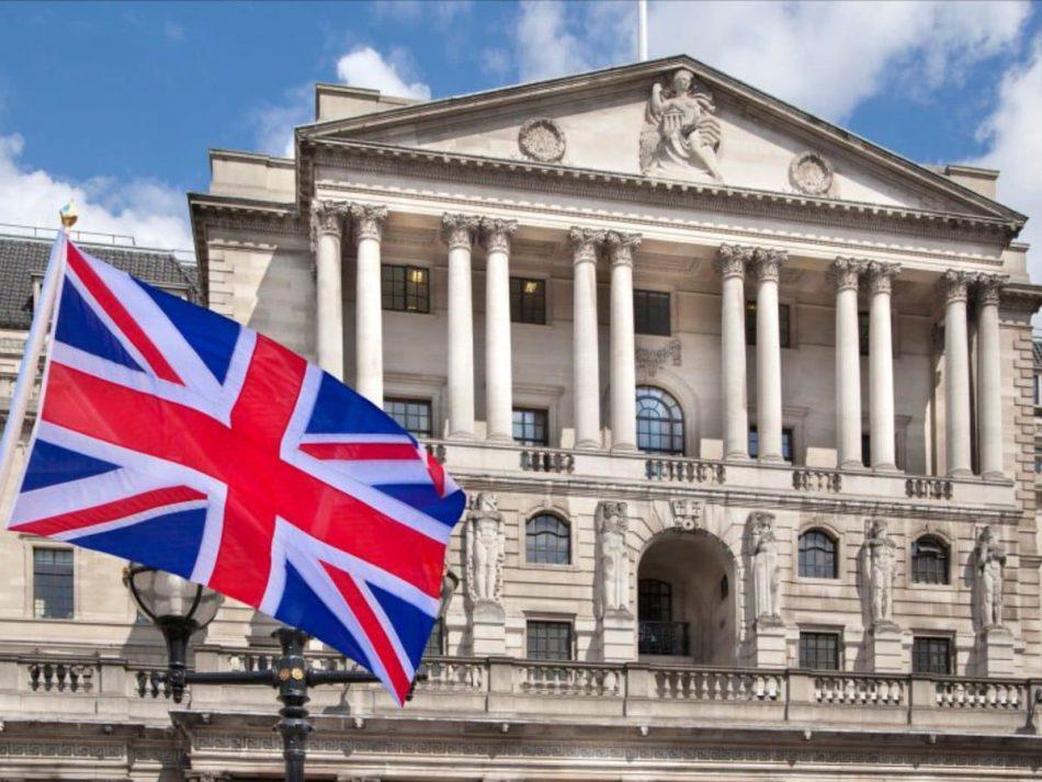 Центробанк Англии готов к регулированию криптовалют
